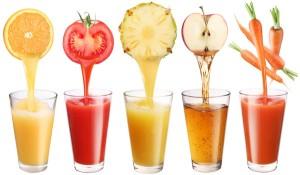 Nutritious juices!