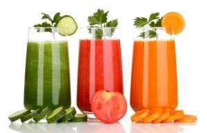 Vegetable & Fruit Juices