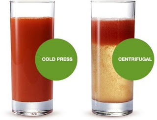 coldpress vs centrifugal juices