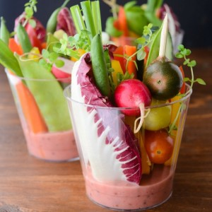 Individual Salad Cups
