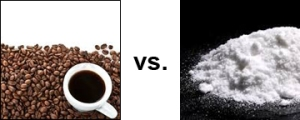 Natural caffeine vs. chemical caffeine
