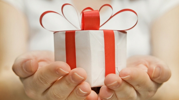A gift for you.