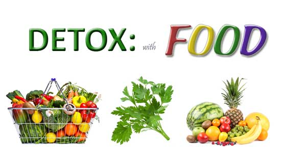 Detox with food