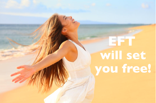 EFT will set you free.