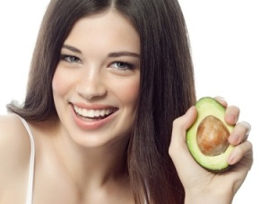 Get healthier skin with avocados.