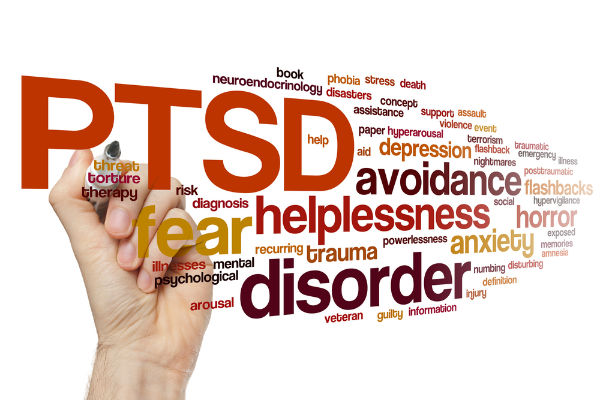 PTSD and related emotions