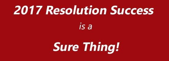 2017 Resolution Success