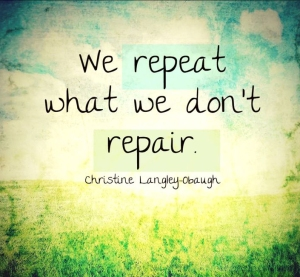 We repeat what we don't repair. Treat Trauma and PTSD with EFT.